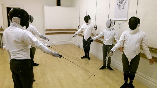 San Francisco Fencing Classes-1