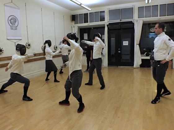 San Francisco Fencing Classes-2